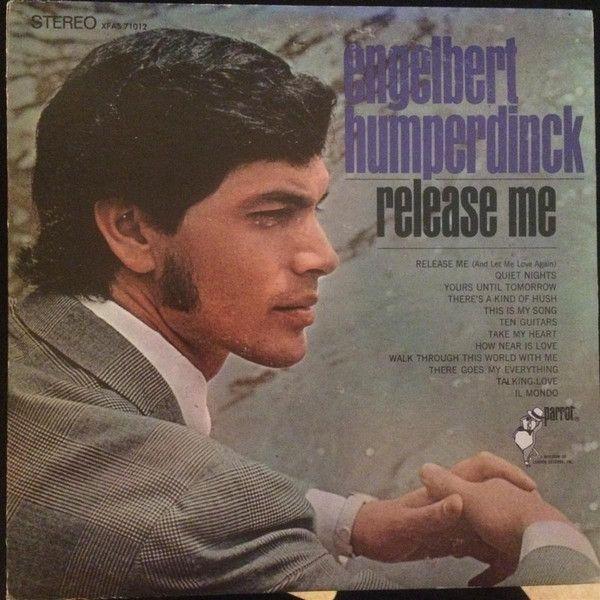 Engelbert Humperdinck - Release Me (Vinyl, LP, Album) at Discogs