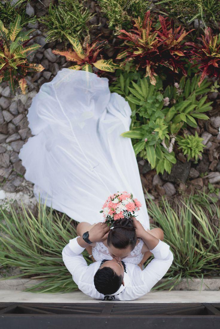 Areta & Enid Wedding  November 2015 Return to Paradise Beach Resort, SAMOA