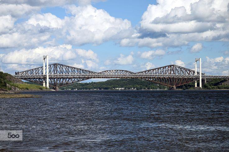 Ponts de Quebec by Claude Charbonneau on 500px