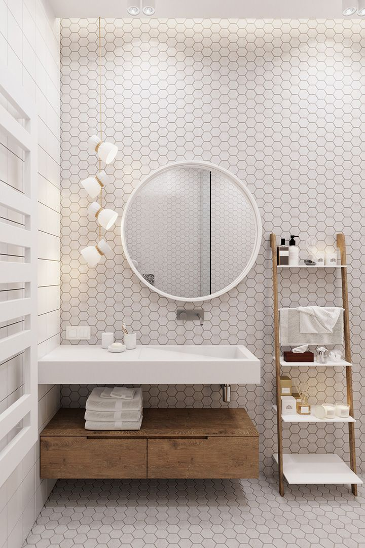 For The Home Pinterest Faves 10 Home Decor Trends You Need To Know So Fres In 2020 Bathroom Interior Design Contemporary Bathroom Designs Scandinavian Style Home