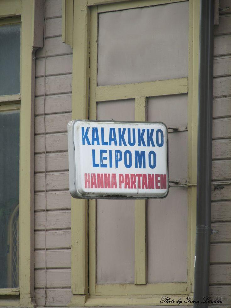 AIDOT JA OIKEAT KALAKUKOT  Kuopio, Finland