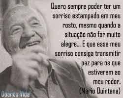 Poemas de vida de Mario Quintana