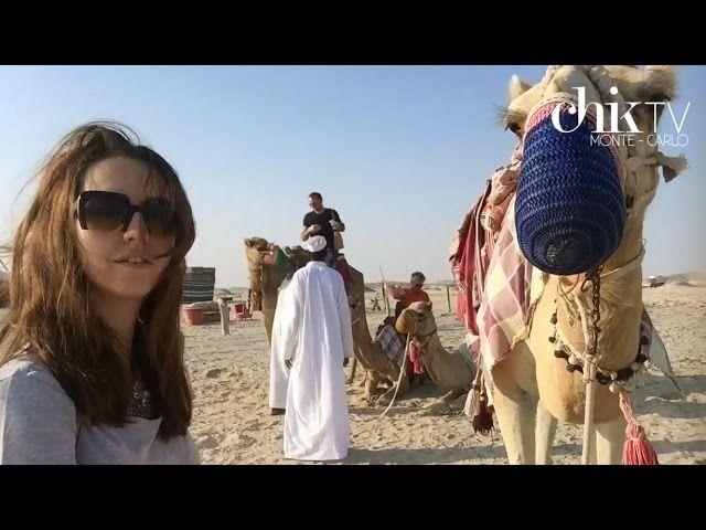 ChikUp de Qatar par Lady Fur