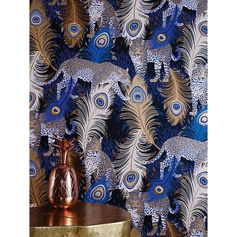 Buy Matthew Williamson Leopardo Wallpaper Online at johnlewis.com