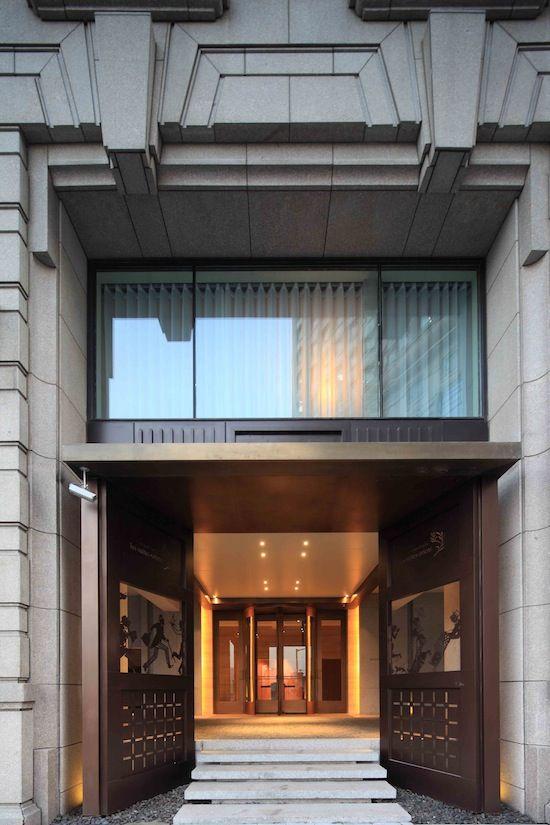 Les Suites Orient Shanghai Boutique Hotel Urban Entrance