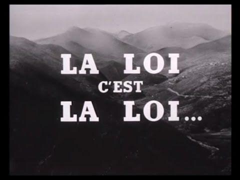 La Loi C Est La Loi 1958 Fernandel Toto Vf Qualite Vhs Foreign