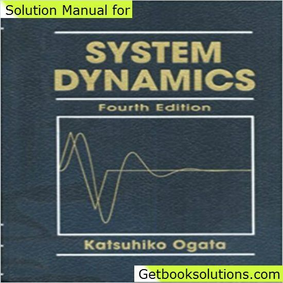 200 best solutions manual images on pinterest solutions manual for system dynamics 4e katsuhiko ogata fandeluxe Image collections