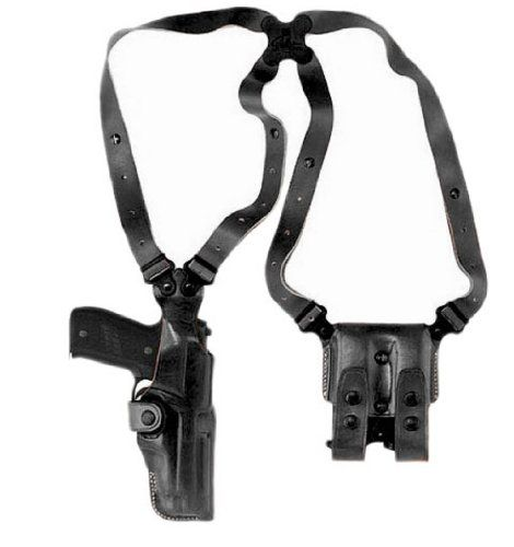 Galco Vertical Shoulder Holster System for Beretta 92F / FS