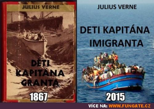 Julius Verne – Děti kapitána…