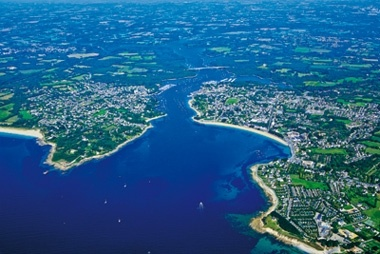 Benodet, Brittany - France