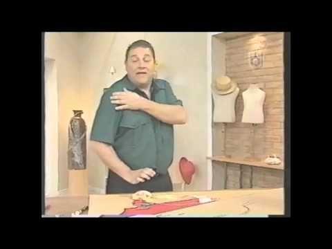 Hermenegildo Zampar nos cuenta los secretos de la costura de la manga sastre. Visitá www.bienvenidas.com
