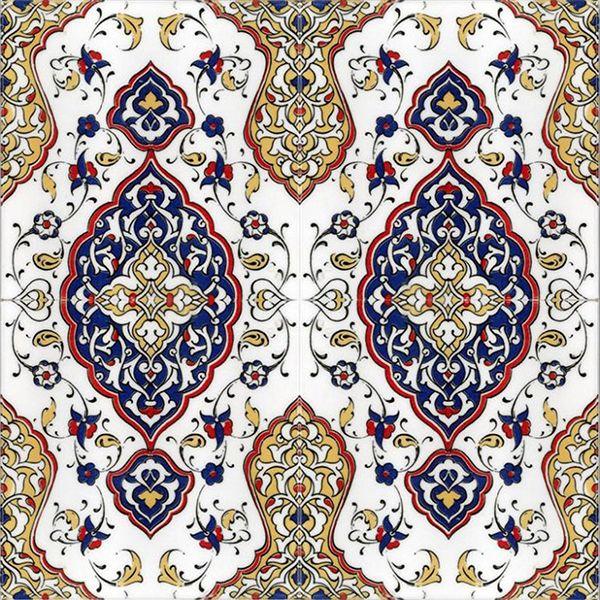osmanlı duvar çini karoları - gülser