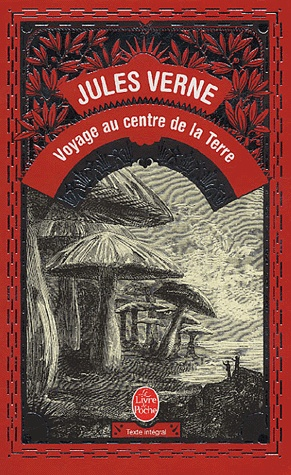 Jules Verne - Voyage au centre de la terre - Journey to the center of the earth
