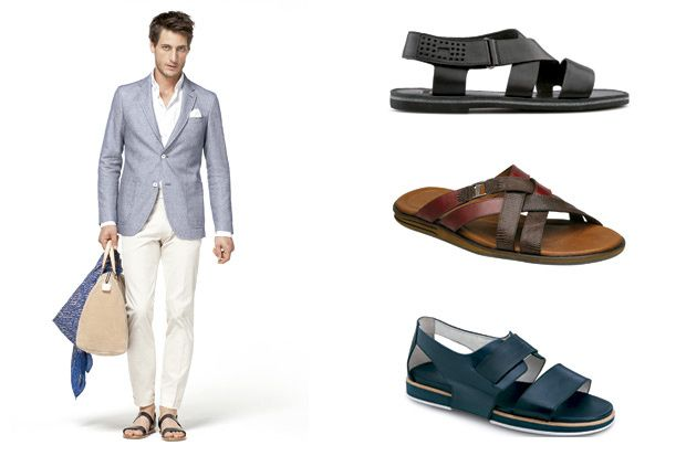 Las sandalias son una apuesta segura para este verano.