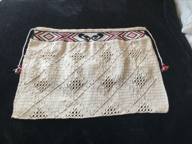 Kakahu o te urumutu maori cloak korowai by Paola Hapeta