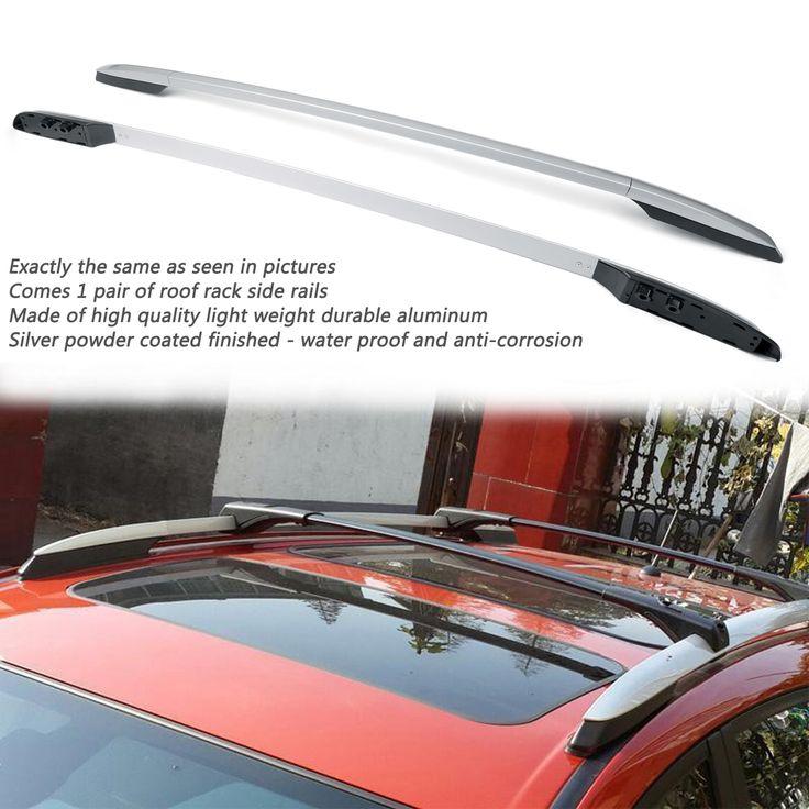 Roof Rack Side Rails Factory Top Bar for Toyota RAV4 2013
