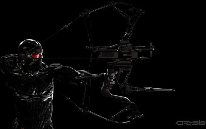 Crysis 3 prophet and predator bow