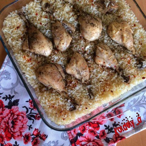 Kordelyanın mutfağı: TAVUK KAPAMA