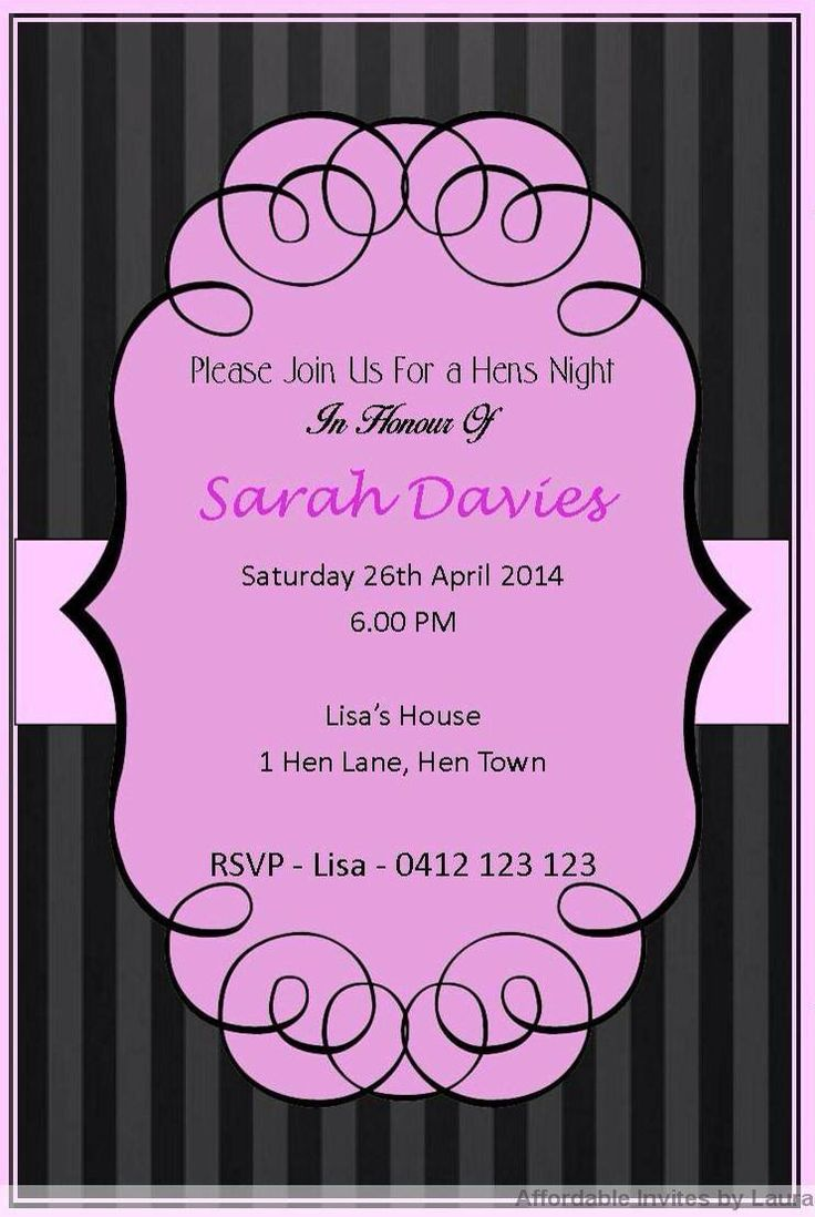 Hens night $12AUD emailed to you - you print and frame PAYPAL ACCEPTED!  Order here  www.facebook.com/readyforprint