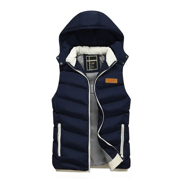 Special price Brand Clothing Men Sleeveless Jacket Coat Autumn Ultrathin Chaleco Hombre Casual White Duck Down Vests Slim Men's Vest Waistcoat just only $26.34 with free shipping worldwide  #jacketscoatsformen Plese click on picture to see our special price for you