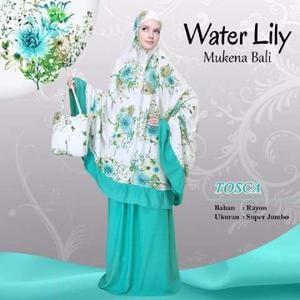 Mukena Bali Water Lily
