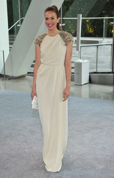 Mandy Moore attends the 2012 CFDA Fashion Awards at Alice Tully Hall on June 4, 2012 in New York City.