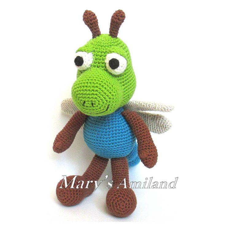 Bruce Dragonfly The Ami | Craftsy