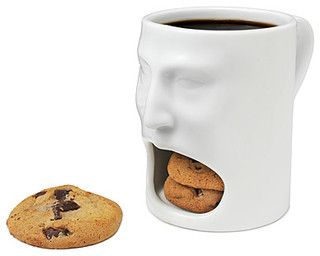 Christmas present for dad, the cookie monster.