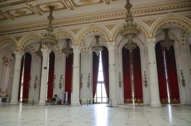 Palace of the Parliament, Bucharest, Romania 2