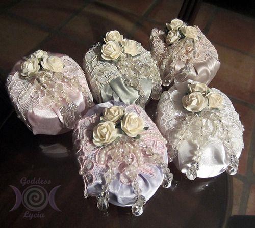 pretty pastel decorative soaps ♥