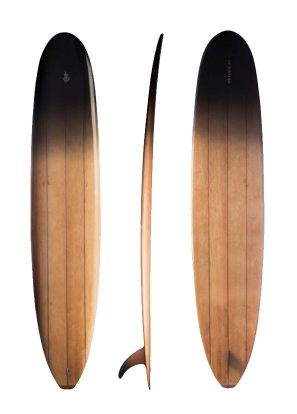 Octovo Custom Longboard