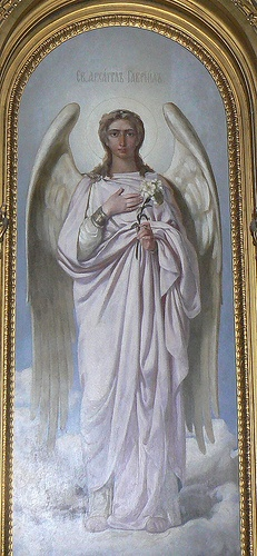 Archangel Gabriel.                                                       …