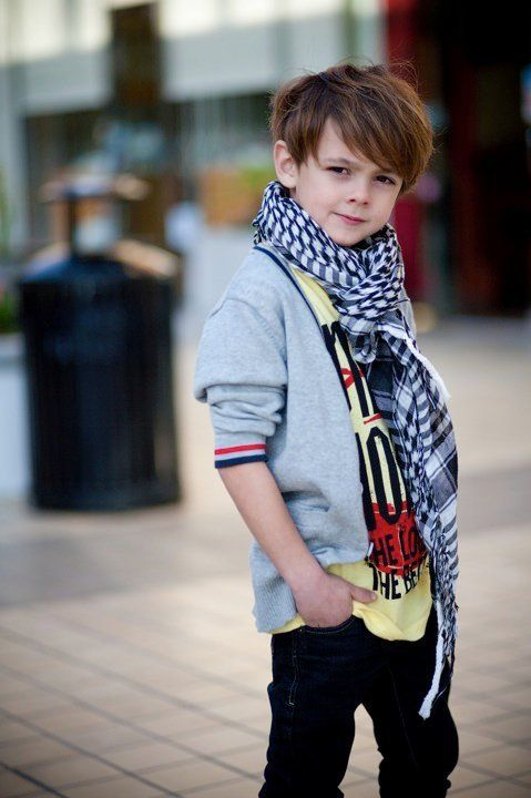 Max Charles is adorable and has impeccable style. GAH!