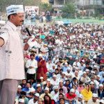 Varanasi Muslims trend towards Aam Aadmi Party