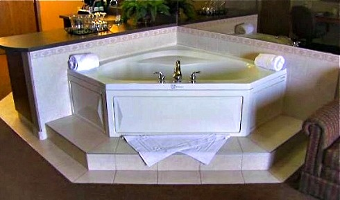 Hot Tubs: Romantic Hotels With Hot Tubs