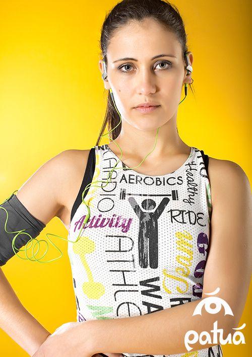 Patuá - Fitness fasshion | Moda para mulher - Singletes Morerê