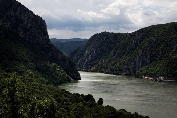 SERBIA, DONJI MILANOVAC: nei pressi delle Porte di Ferro