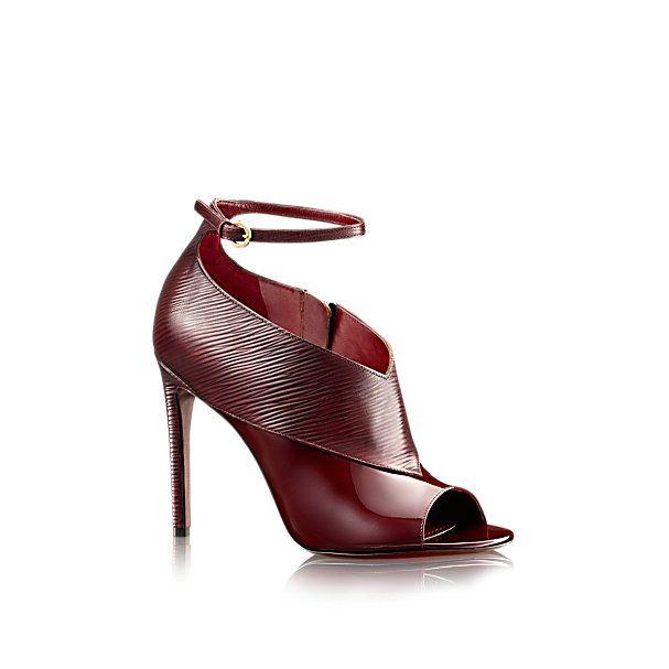 Bota de Cano Curto Identity - - Sapatos | LOUIS VUITTON