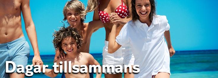 För dig som vill resa med barn: http://www.fritidsresor.se/Erbjudanden/Erbjudanden/Dagar-tillsammans-Familj/For-strandalskare-familj/