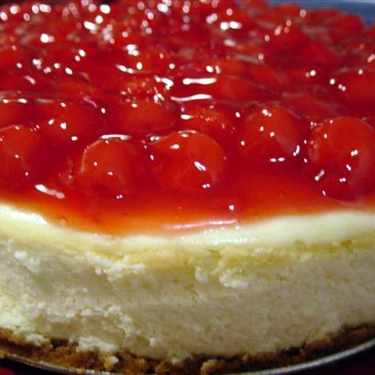Classic New York Cheesecake III Recipe | Desserts. 3 | Pinterest