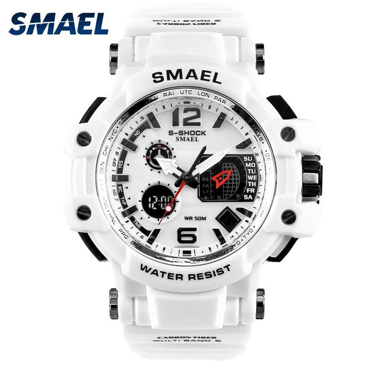 https://buy18eshop.com/smael-men-watches-white-sport-watch-led-digital-50m-waterproof-casual-watch-s-shock-male-clock-1509-relogios-masculino-watch-man/  SMAEL Men Watches White Sport Watch LED Digital 50M Waterproof Casual Watch S Shock Male Clock 1509 relogios masculino Watch Man   //Price: $22.44 & FREE Shipping //     #HALOWEEN