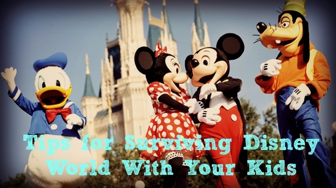 Tips for Surviving Disney World With Kids/scarymommy.com
