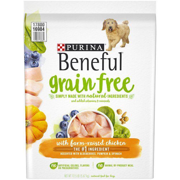 Purina Beneful Playful Life With Real Beef Egg Adult Dry Dog