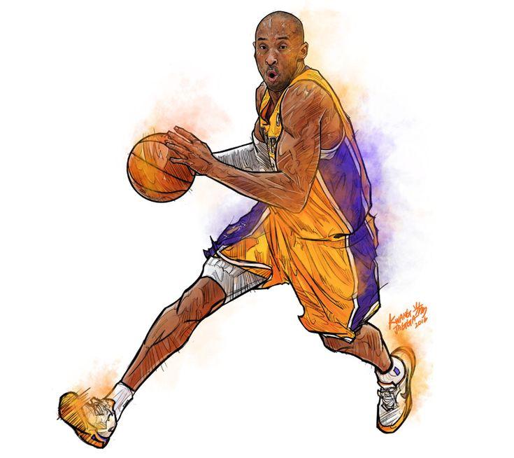 Kobe Bryant Retired Game : April 13 2016 on Behance