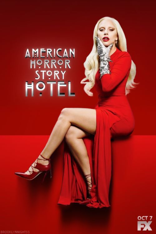 Lady Gaga ~ American Horror Story Hotel