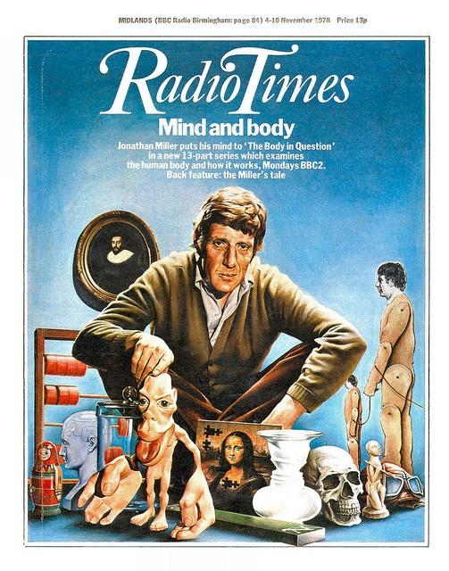 Radio Times Cover 1978-11-04 Jonathan Miller