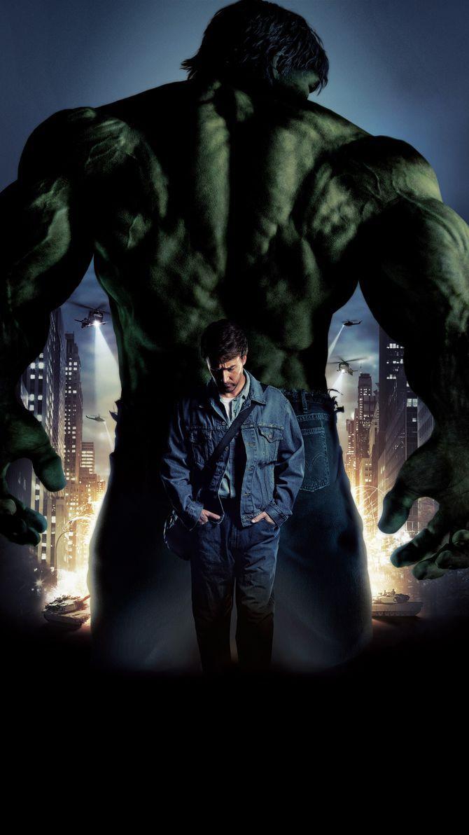 The Incredible Hulk 2008 Phone Wallpaper Hulk Marvel The