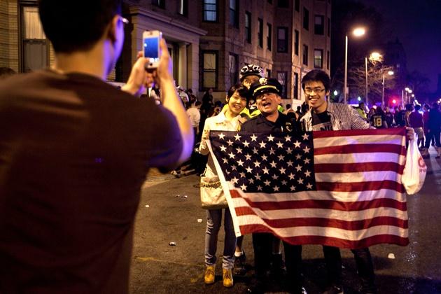 How Boston Police Won the Twitter Wars During the Marathon Bomber Hunt