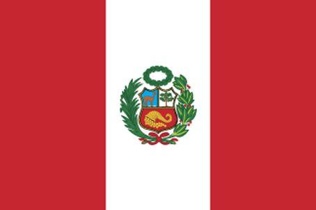 Country Flags: Peru Flag