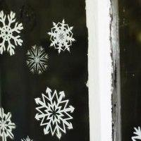 Oltre 25 fantastiche idee su finestre natalizie su pinterest - Decorazioni natalizie finestre ...